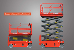 SELF PROPELLED ELECTRIC SCISSOR LIFTS & AERIAL ...