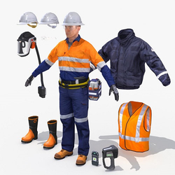 INDUSTRIAL SAFETY EQUIPMENTS  from EXCEL TRADING COMPANY L L C