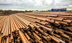 Corten Steel ASME SA423 Round Pipes & Tubes