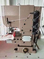 Ytak-3700f Double Needle Carpet Fringe Sewing Machine