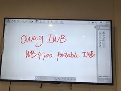 Smart USB Interactive Whiteboard for Classroom, Multi Points, Education Equipment, Digital Board, E-Classroom