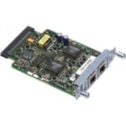 Cisco Two-port ISDN BRI VIC, S/T interface, NT or TE ISDN access device Wired