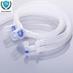 breathing circuit double watertrap eva material breathing circuit anethesia circuit medical patient circuits