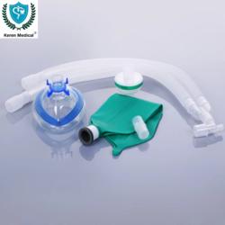 Medical Anesthesia Breathing Circuit Disposable Circuit Breathing Tube medical breathing