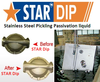 Pickling Passivation STAR Dip Stainless Steel