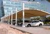 PVC Car Park Shades