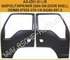 Best Price Door Shell For ISUZU Grafter 600P/ELF