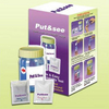 Coliform Test Kit PUT-n-SEE (Bacteria contaminatio