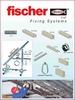 Installation Fastening Fixing Systems: Fischer