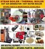 steam boiler steam generator thermic boiler refinery boiler laundry boiler hot air generator supplier in dubai uae oman bahrain africa
