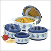 Diamond Hot Pot - Casserole Set - 4 Pcs
