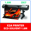XENONS X2A 1.8 Mtr Eco Solvent Printer