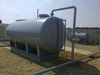 Diesel And Water Tank Platform