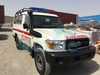 Ambulance Toyota Landcruiser Hard Top GRJ78