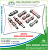 hub pins needle roller bearings manufacturers in India