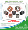 turned cage needle roller bearings manufacturers in India