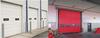 INDUSTRIAL ROLL UP DOORS AND HIGH SPEED PVC DOORS  IN UAE