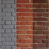 Brick for wall cladding