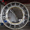 Large casting gear for ball mill and rotary kiln