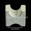 Concrete Spacers & Cover Blocks Size - 20,25 mm