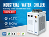 S&A small water chiller CWFL-800 for cooling 800W  ...