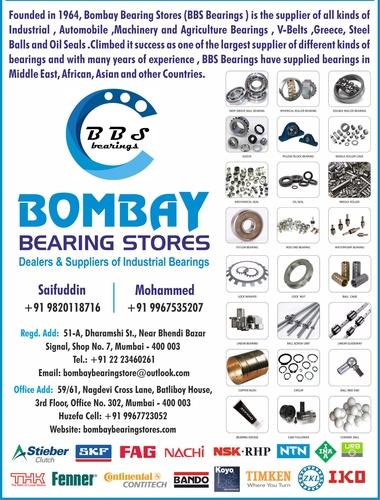 BOMBAY BEARING STORES