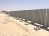 Construction Site Temporary Fence Hoarding Panel S ...