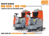 ROOTS RIDE ON CLEANING MACHINE SUPPLIER IN UAE