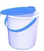 Relief Supply Plastic Bucket 14 Liter 15 Liter Relief Supply NGO Water Supply