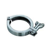 Stainless Steel Dairy Triclover Clamps