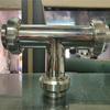 Stainless Steel Dairy Tees
