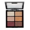 Private label cosmetics 6 colors eyeshadow palette ...