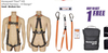 Safety harness honeywell