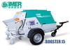 IMER BOOSTER 15 R - Piston Shotcrete Pump / Co ...