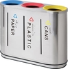3 Compartment Recycle Bins Suppliers In Uae
