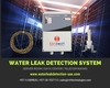 Water leak detection System for Server room and Datacenter. Leak detector. Leakage detection. Leak sensor.