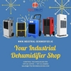 Industrial Dehumidifier. Commercial dehumidifier. Heavy duty dehumidifier. Industrial dehumidification. Marine Dehumidifier