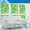 BT810 Greenery stained pvc self adhesive decorativ ...