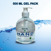 SOLVA Instant Hand Sanitizer - 500ml Gel Type