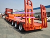 Lowbed Trailer| 3 Axles 80T Capacity| Low Loader|  ...