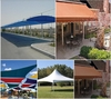 Parking Shed, Awnings, Tensile Shades