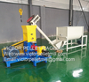 floating fish feed extruder machine extruding fish ...