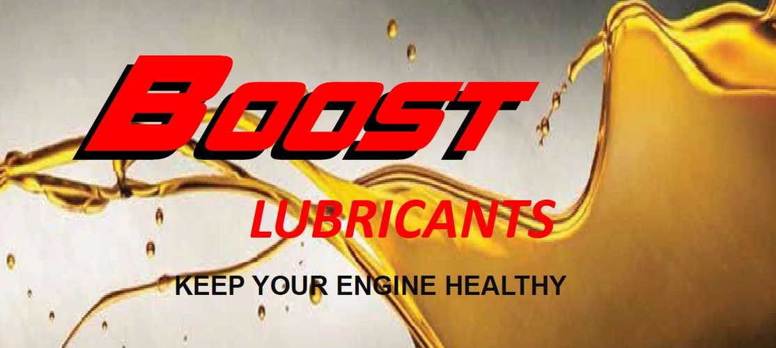 BOOST LUBRICANTS
