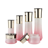 New Arrival 50G 40Ml Skin Care Packaging Black Cos ...