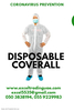 DISPOSABLE COVERALL Suppliers In UAE