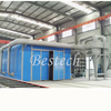 Industrial Sand Blasting Room with Abrasive Recycling System