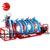 hydraulic plastic pipe welding machine