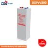 CSBattery 2V 800Ah backup-energy gel OPzV Battery for solar/wind-system/Electric-Power/Lighting/submersible-Motors