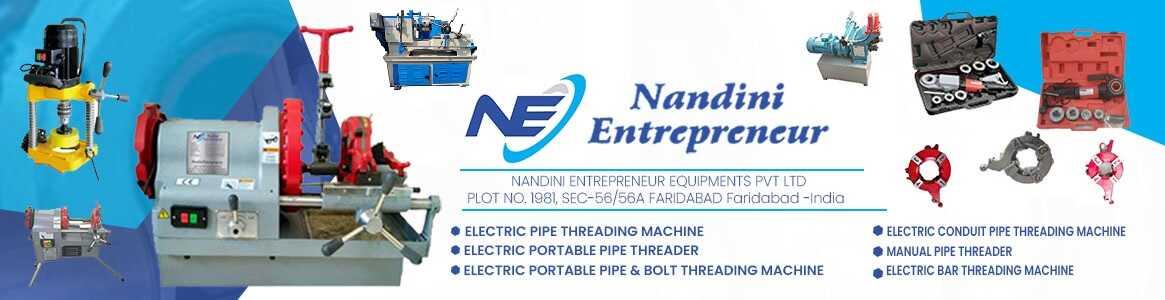 NANDINI ENTREPRENEUR EQUIPMENTS PVT LTD