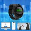 4G gps locator watch that is lockable and tamper p ...
